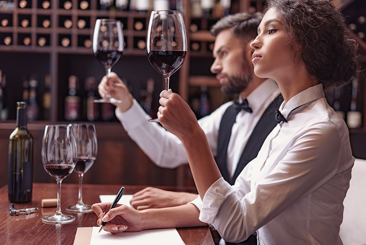 Sommeliers